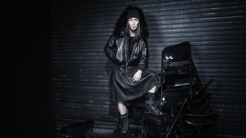 Skingraft Fall/Winter 2013 Campaign
