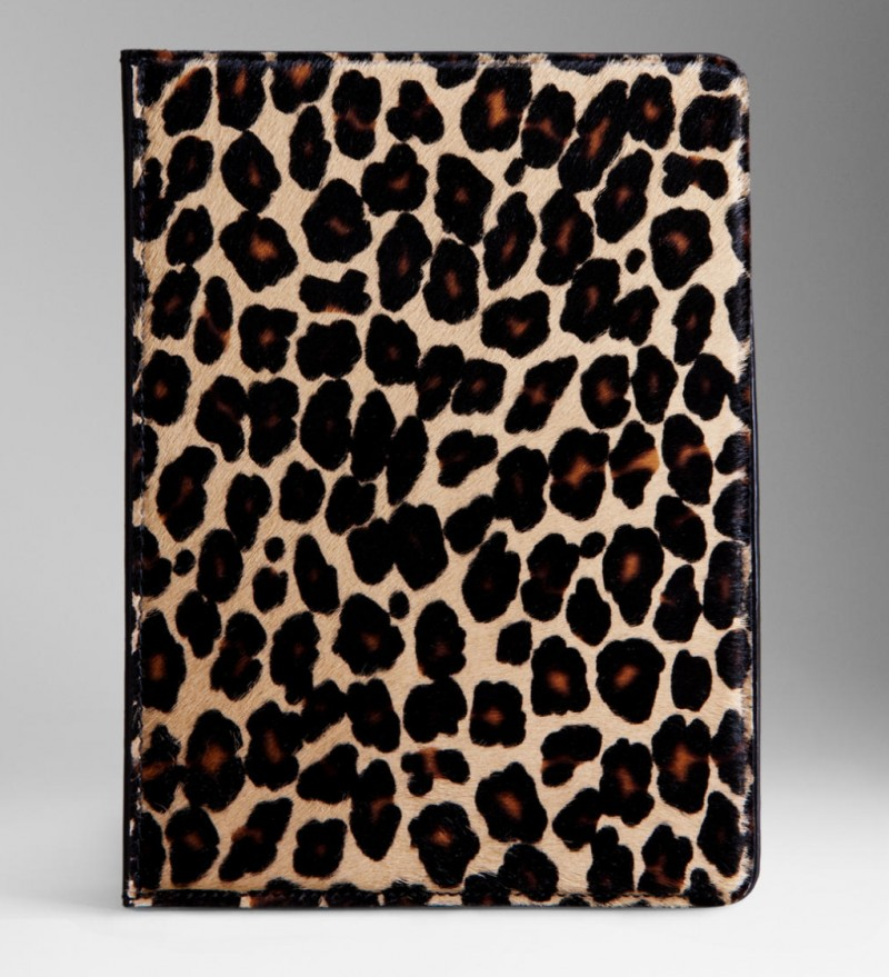 Burberry Spotted Animal Print iPad Mini Case