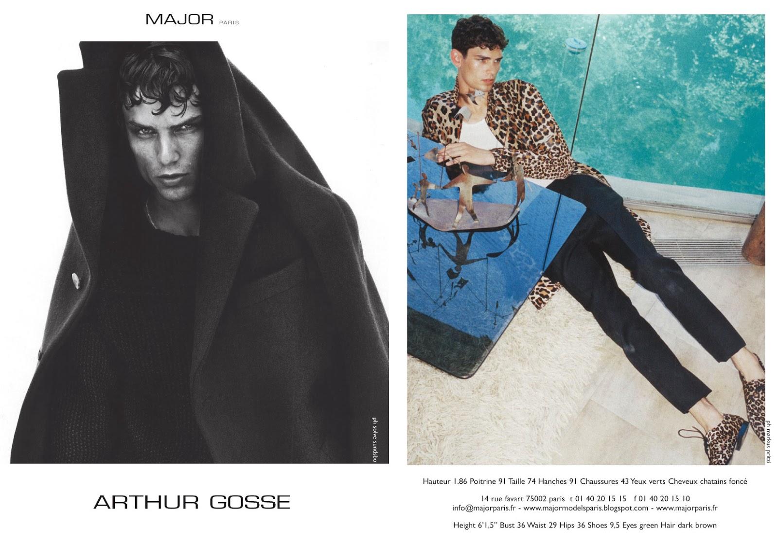 Major Paris Fall/Winter 2014 Show Package | Paris Fashion Week image