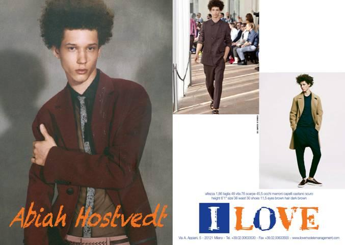 I Love Models Management Fall/Winter 2014 Show Package | Milan Fashion Week