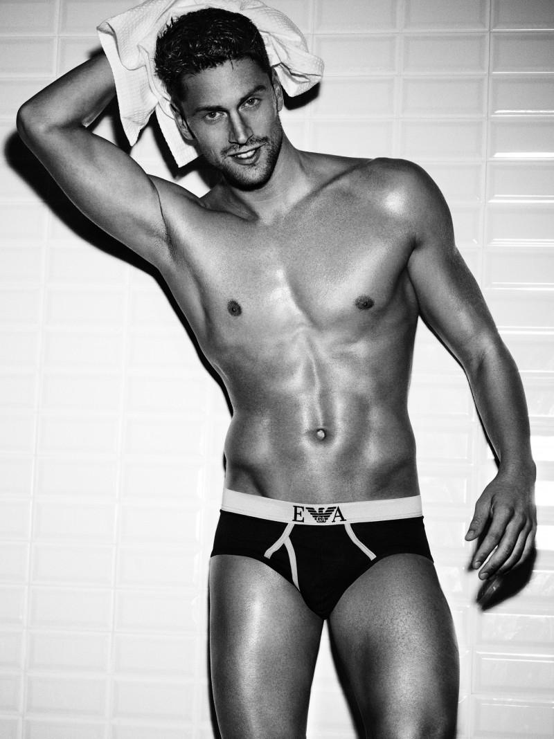 Luca Dotto for Emporio Armani Spring/Summer 2014 Underwear ...