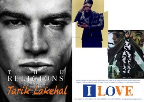 I Love Models Management Fall/Winter 2014 Show Package   Milan Fashion Week