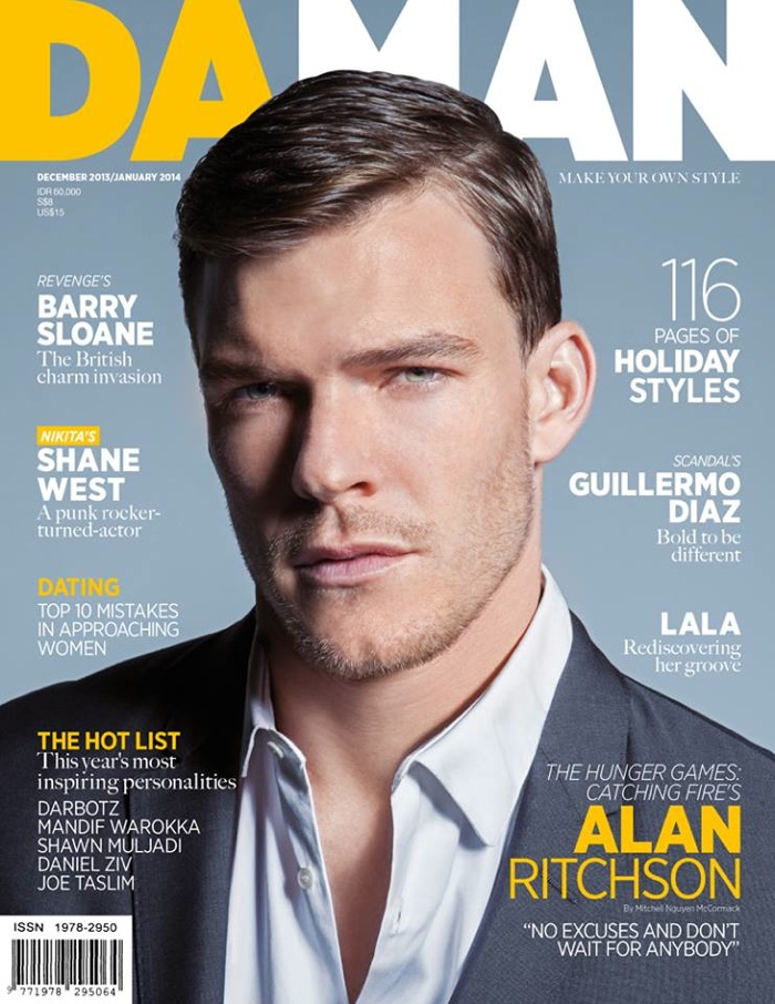 Alan Ritchson cover