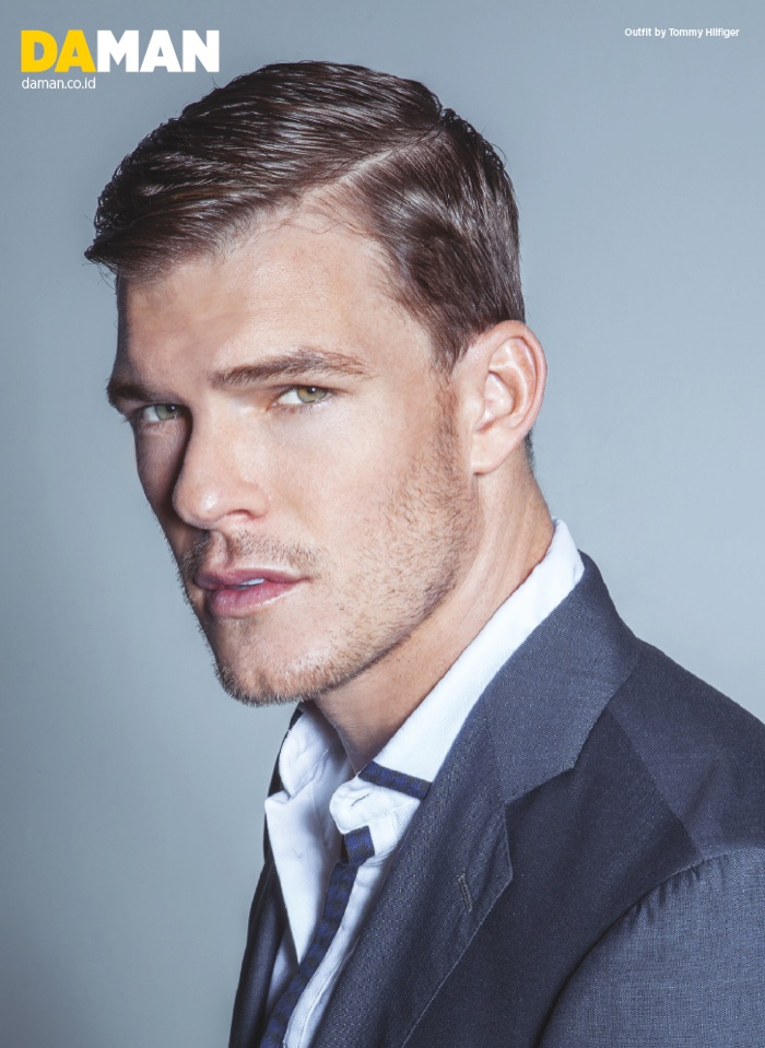 Alan Ritchson actor