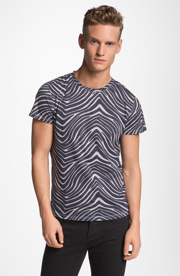 A.P.C. Stripe Crewneck T-Shirt
