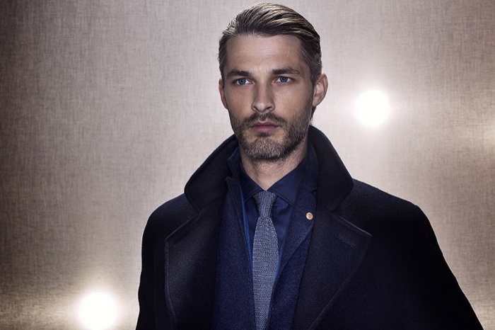 Ben Hill for Massimo Dutti Special Events Lookbook