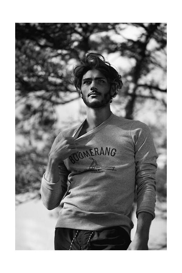 Oscar Spendrup for Boomerang Spring/Summer 2014 Campaign