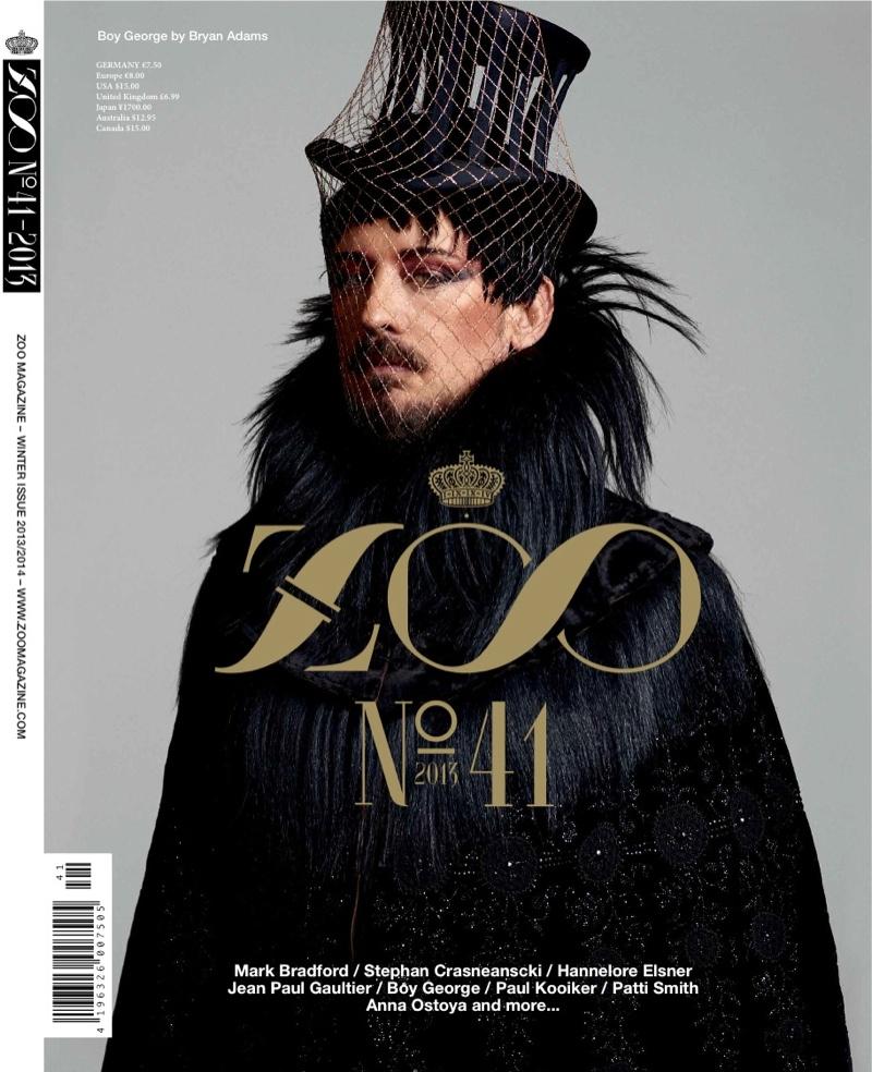 Boy George ZOO Cover JPG
