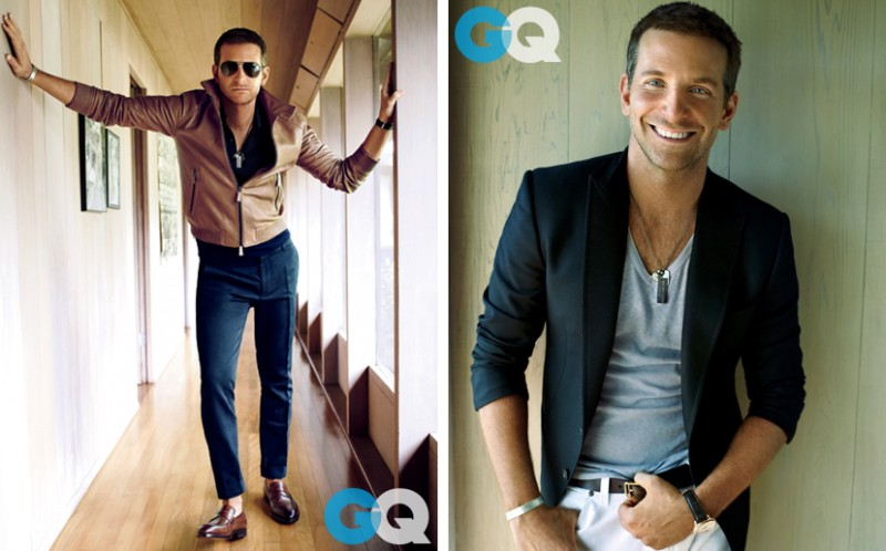 Bradley Cooper Covers the January Issue of GQ
