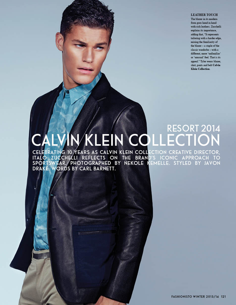 Calvin Klein Collection Resort 2014 for Fashionisto #9 image