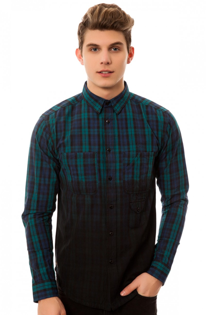 10 Deep The Fade to Black Button-down