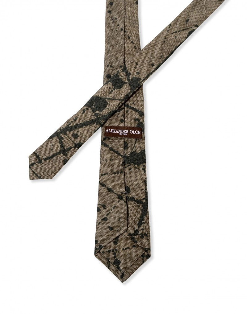 ALEXANDER OLCH New York Tie