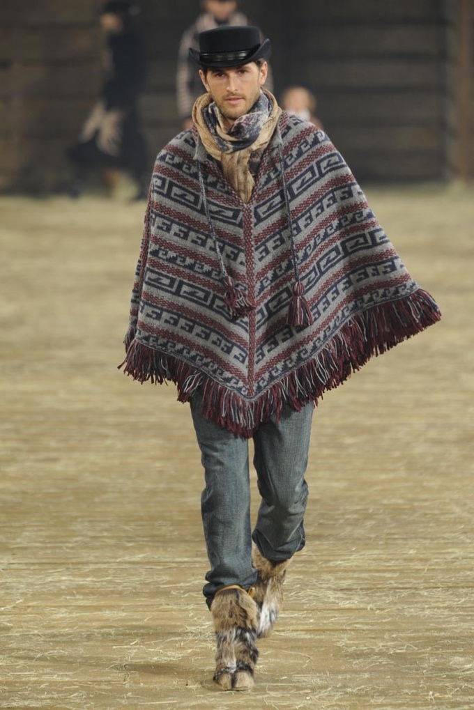 Karl Lagerfeld Tackles Dallas For Chanel Pre Fall 2014