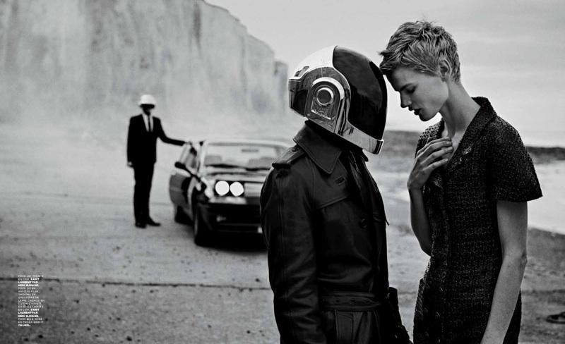 Daft Punk Covers M Le Monde