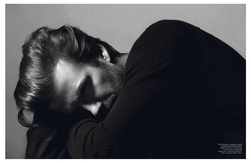 David & Victoria Beckham for Vogue Paris by Inez & Vinoodh