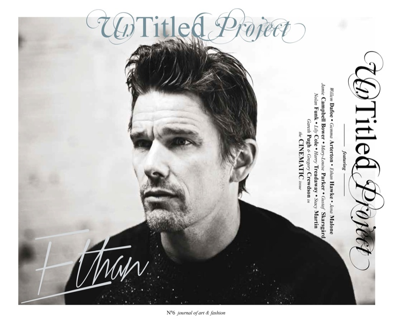 Ethan Hawke Un-Titled Project