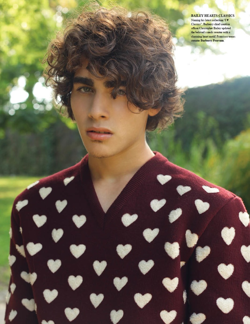 John Fashion Sweater
