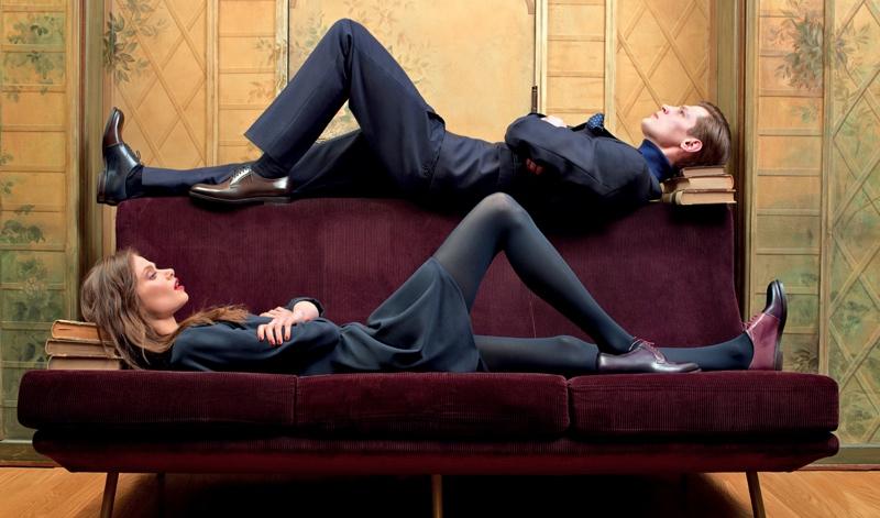 Adrian Wlodarski Stars in Fratelli Rossetti's Quirky Fall/Winter 2013 Campaign