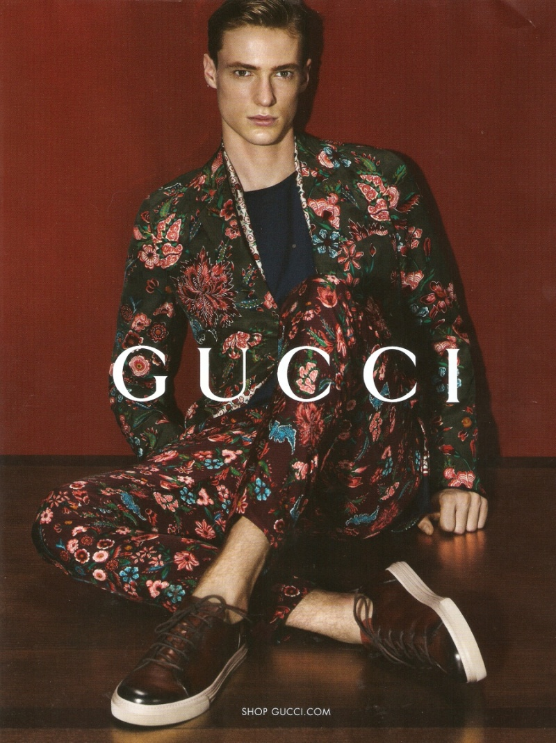 watch the gucci fallwinter 2014 show live stream the