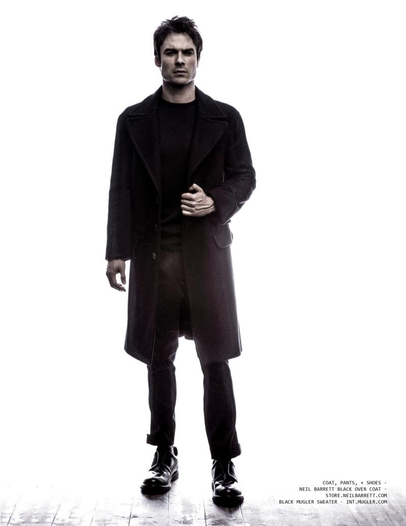 Ian Somerhalder fashion