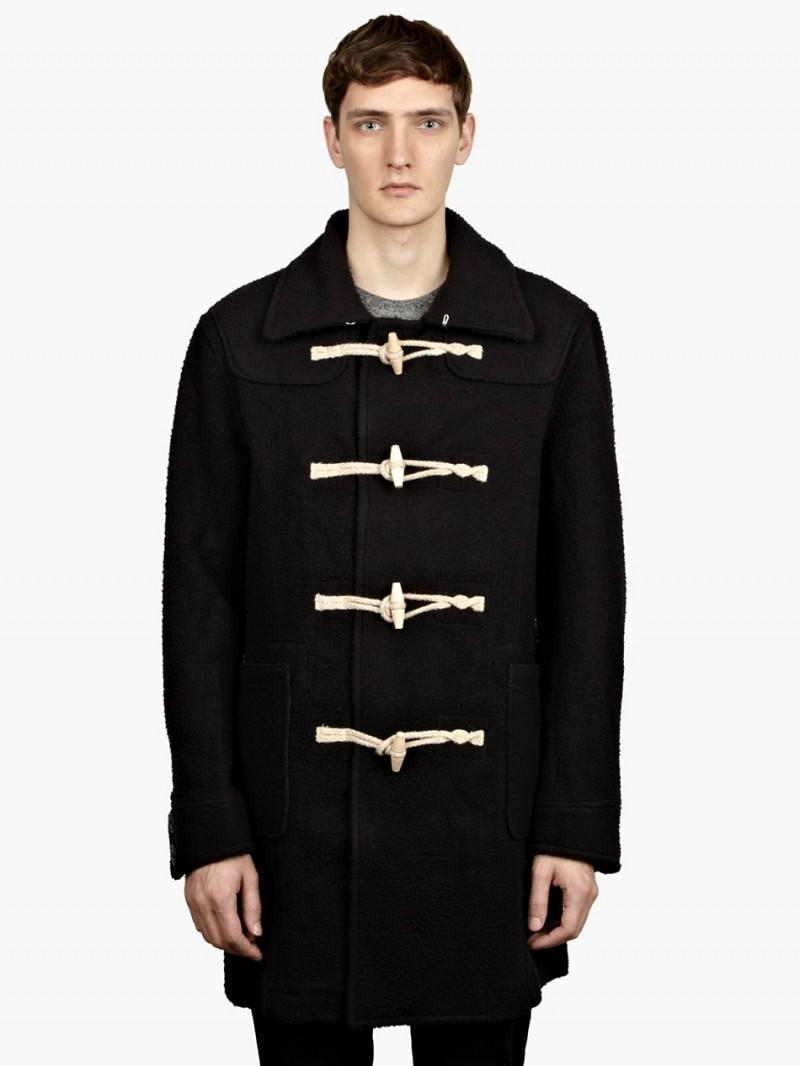 Nonnative Men's Sailor Duffle Coat by Bellandi