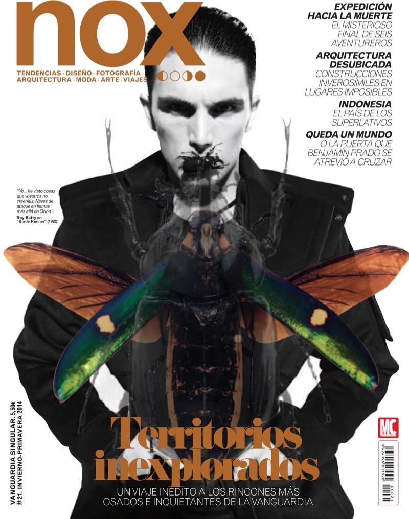 Julien Quevenne Explores Insect Territory for Nox Spain