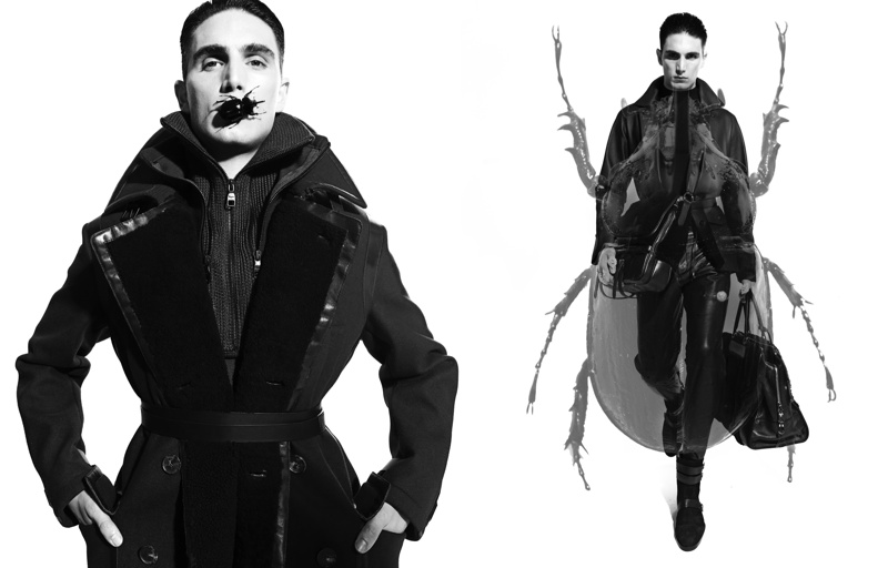 Julien Quevenne Explores Insect Territory for Nox Spain