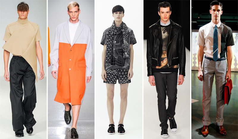 Labels to Watch | London Collections: Men Fall/Winter 2014