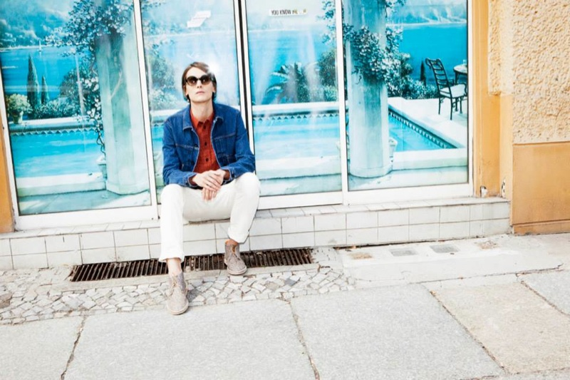 Preview | Paul Smith Jeans Spring/Summer 2014