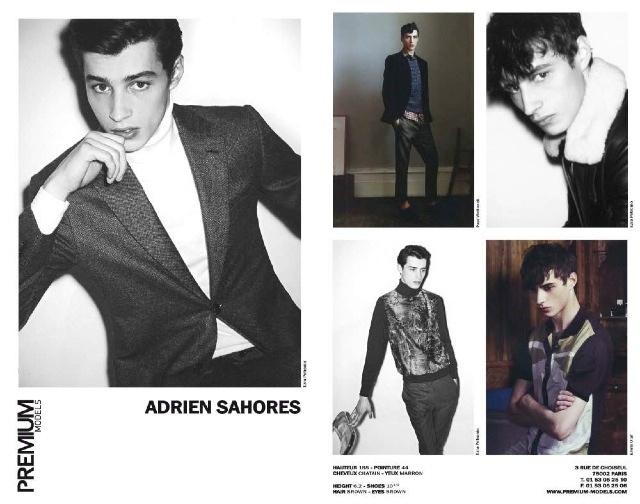Premium Models Fall/Winter 2014 Show Package | Paris Fashion Week
