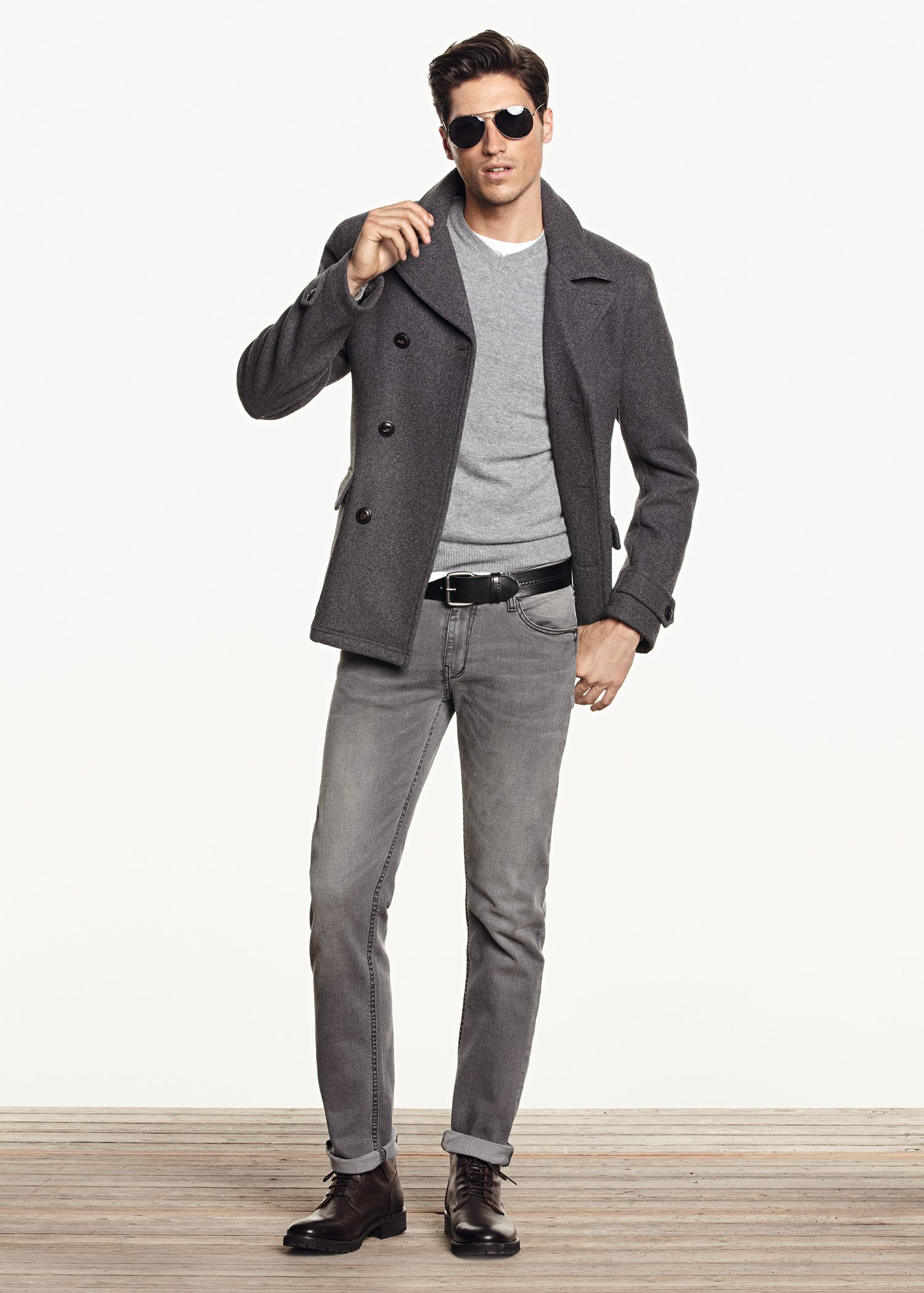 gray jeans for men  8 great pairs  the fashionisto