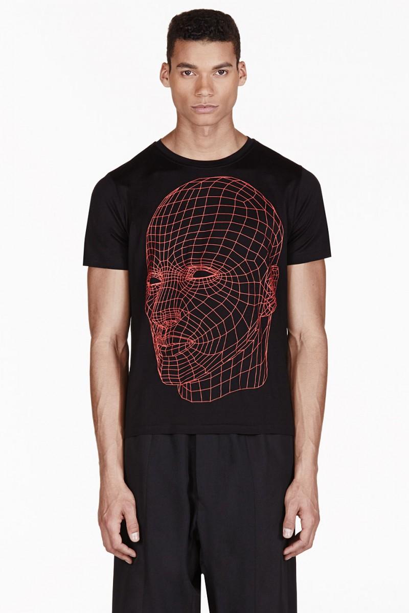 Jersey KANE Printed T-Shirt Spring/summer Christopher Kane SwqMZmNJ