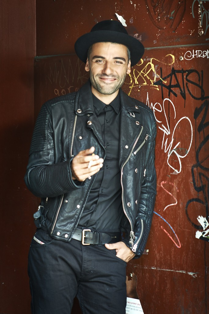 Actor Oscar Isaac Covers M Magazine