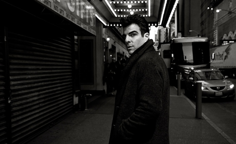 Zachary Quinto Style Update