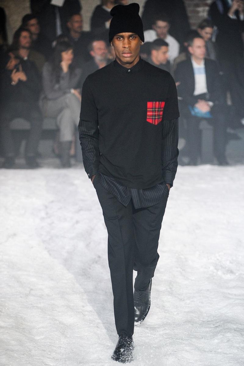 AMI Fall/Winter 2014 | Paris Fashion Week