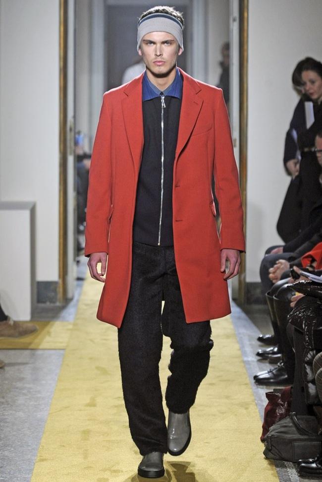 Andrea Incontri Fall/Winter 2014 | Milan Fashion Week image