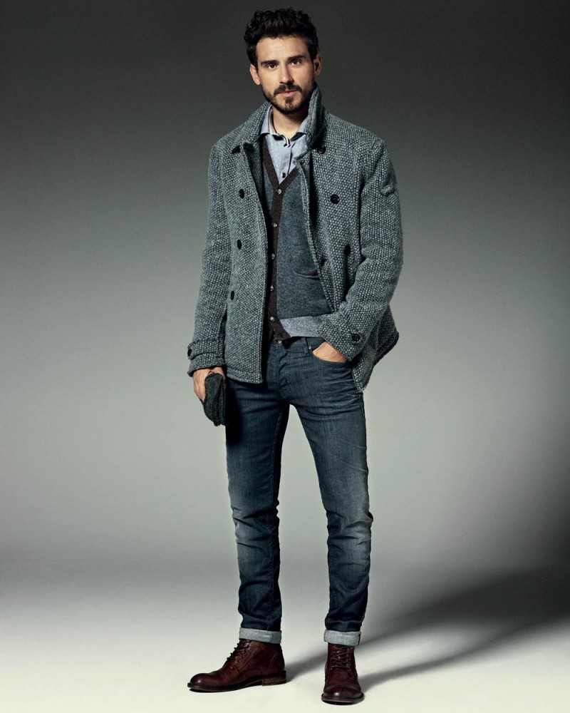 823f184fbc9 Arthur Kulkov Appears in Gas Jeans Winter Style Guide