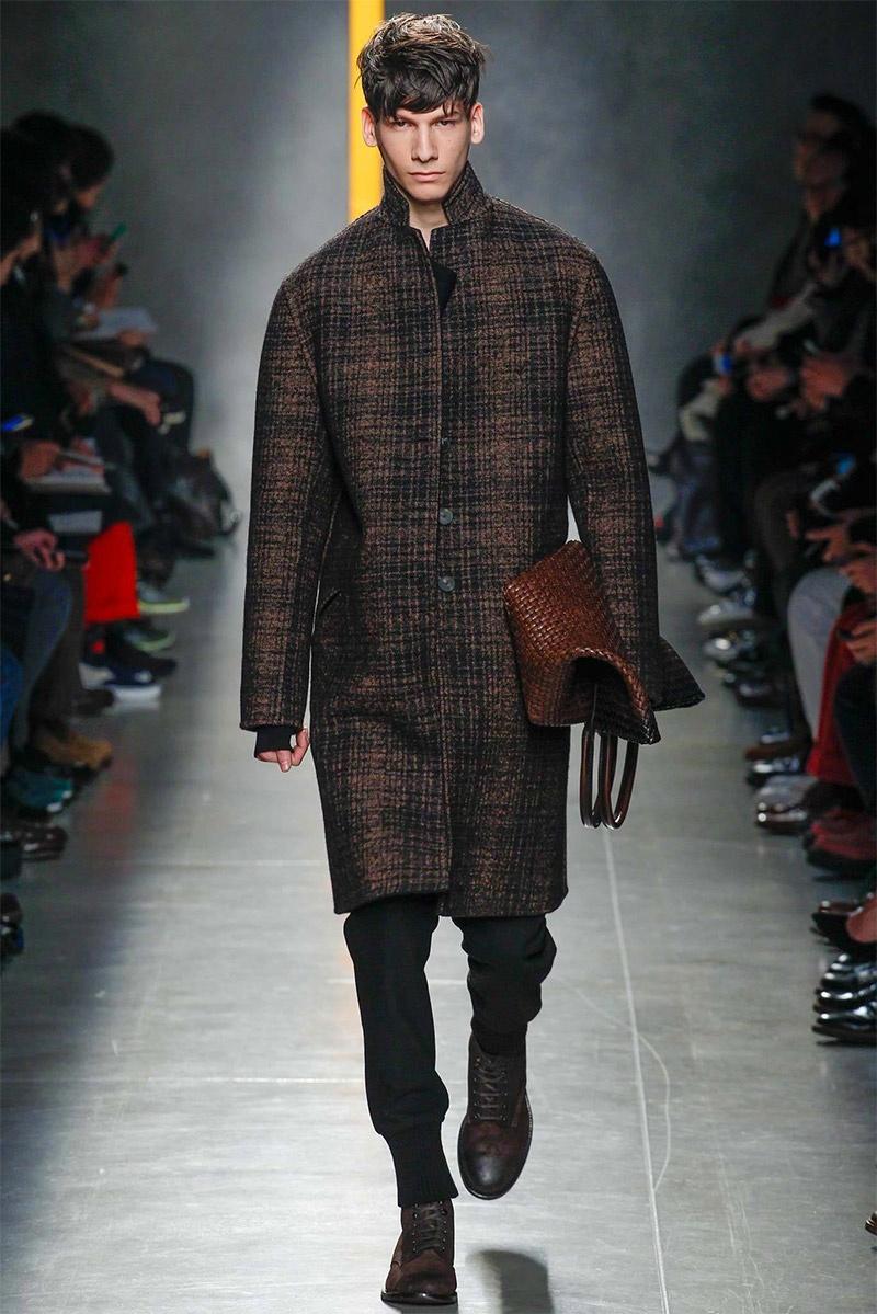 Bottega Veneta Men Fall/Winter 2014 | Milan Fashion Week image