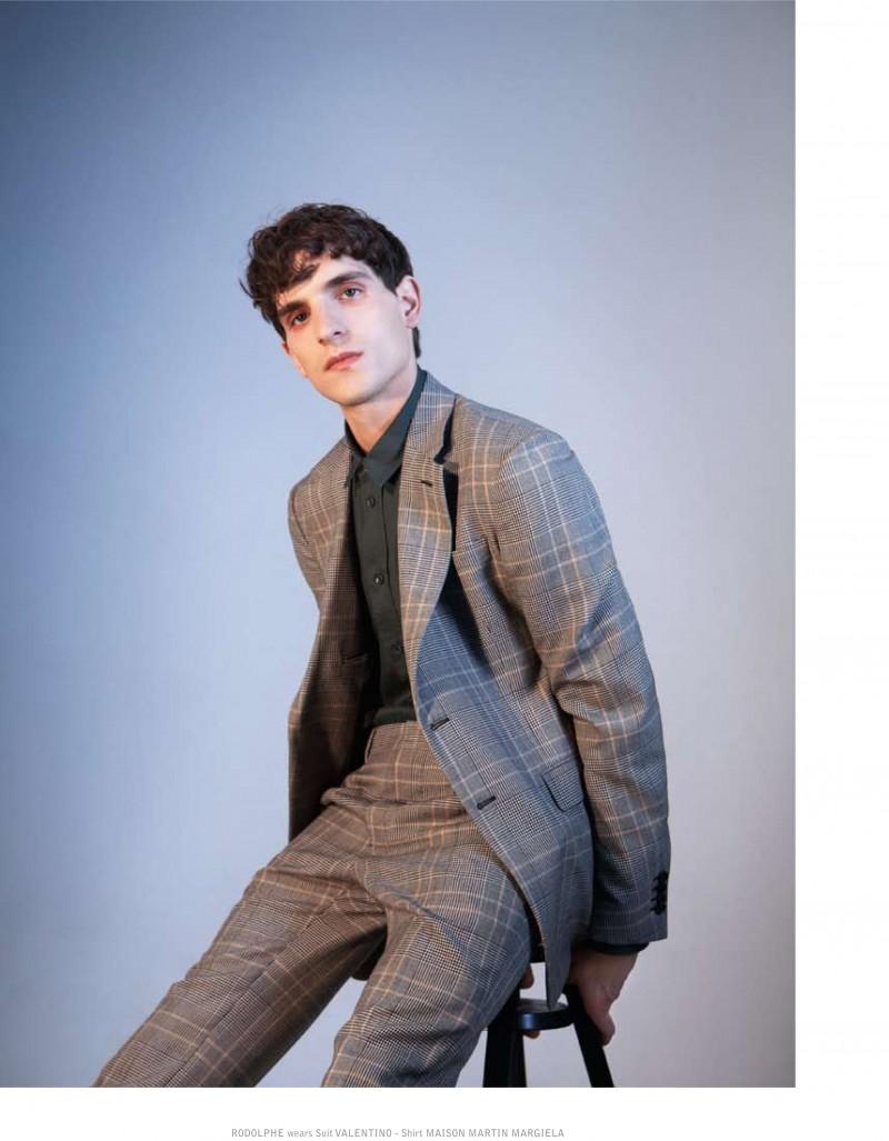 Patrick Kafka, Bastiaan Van Galen, Rodolphe Zanforlini + Others Wear Winter Styles for The Greatest