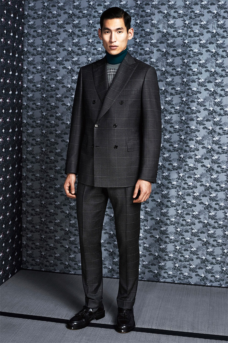 Brioni Fall/Winter 2014 Collection image