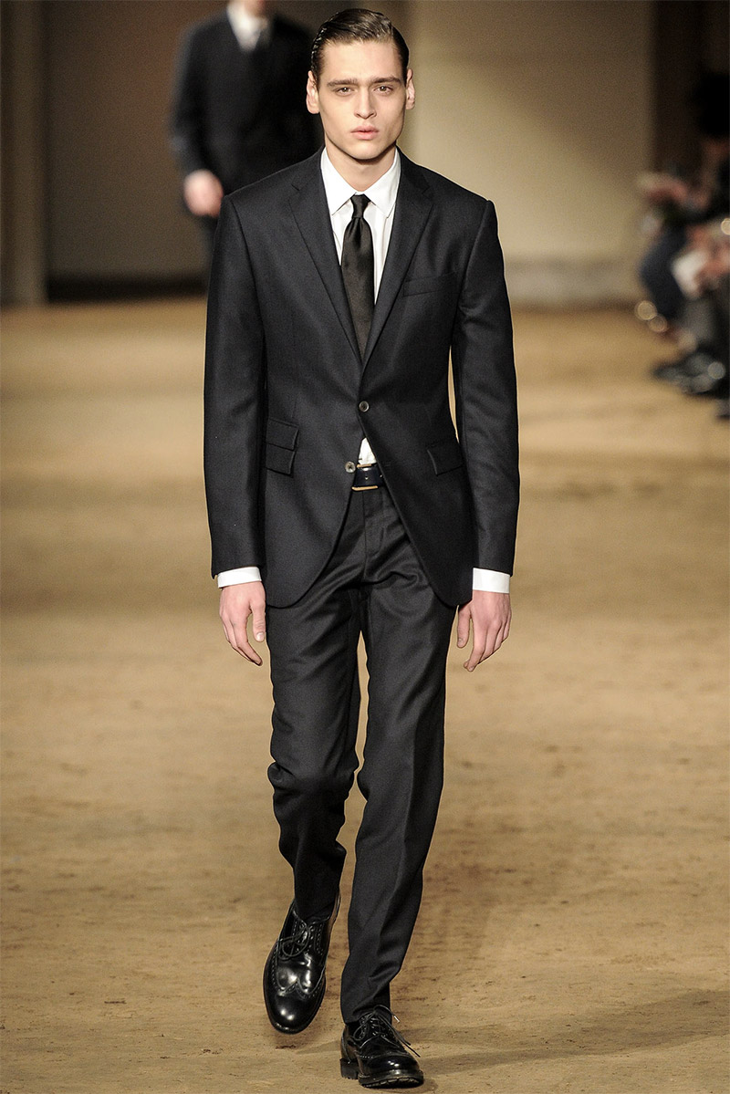 Corneliani Fall/Winter 2014 | Milan Fashion Week