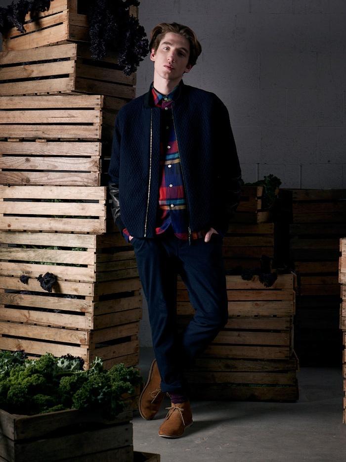 Adam Kaszewski & Anatol Modzelewski Model Delikatessen Fall/Winter 2014 Preview
