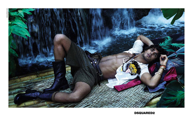 dsquared2-spring-summer-2014-campaign-marlon-teixeira