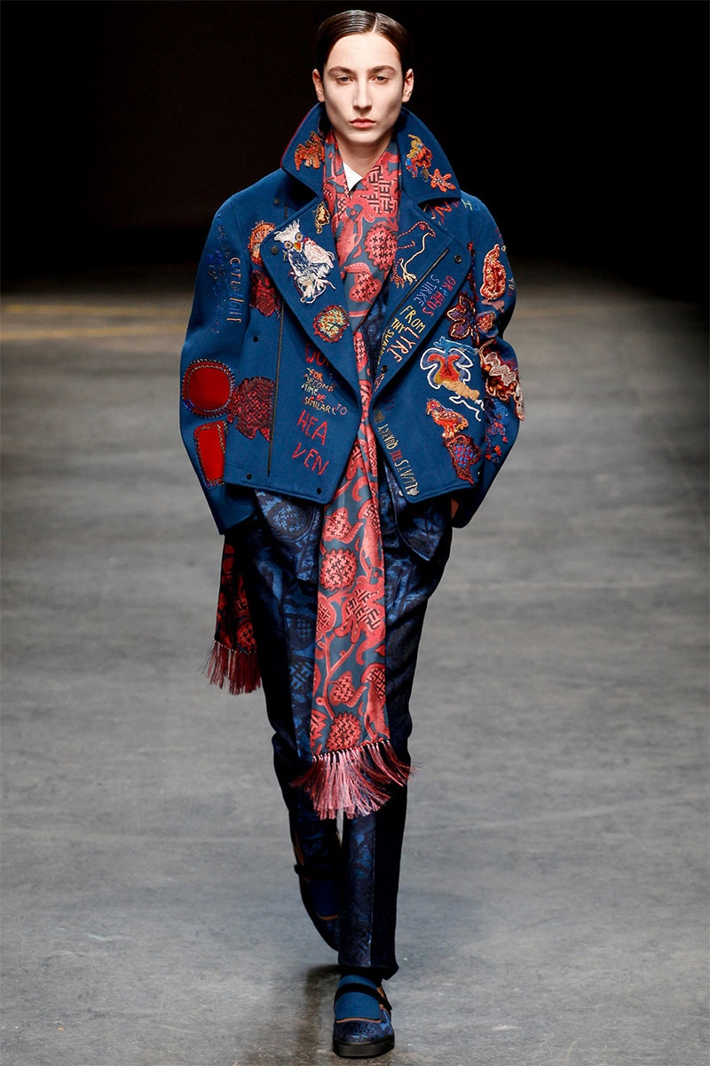 E Tautz Fall Winter 2014 London Collections Men