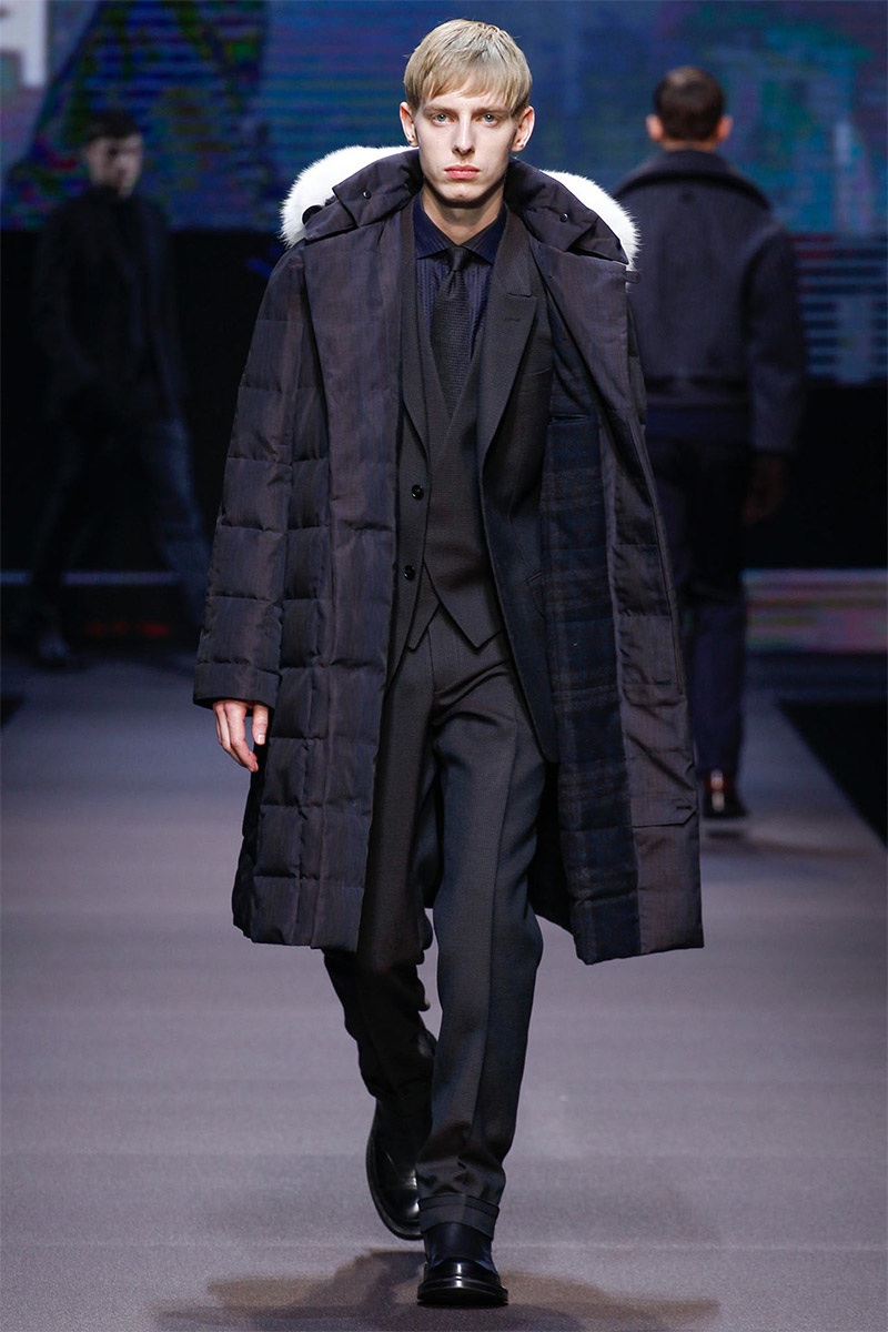 Ermenegildo Zegna Fall/Winter 2014 | Milan Fashion Week