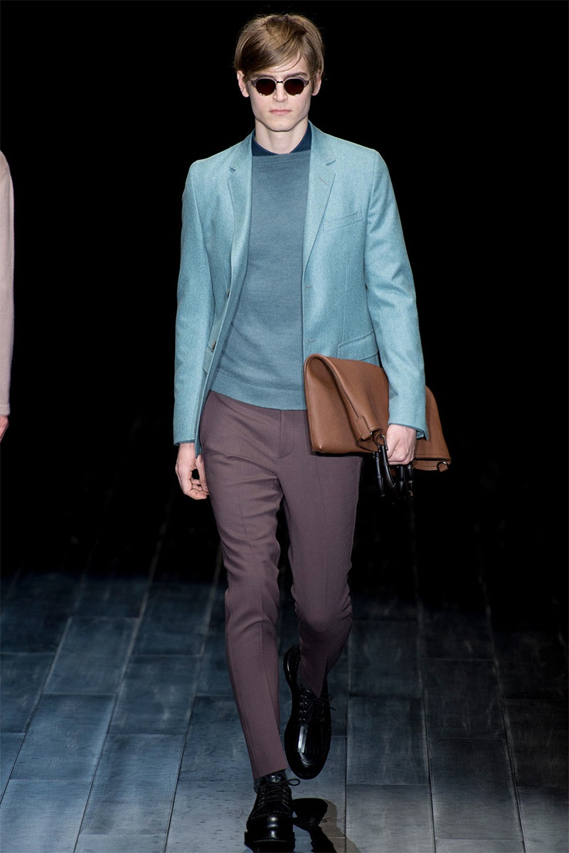 Gucci Men Fall/Winter 2014 | Milan Fashion Week