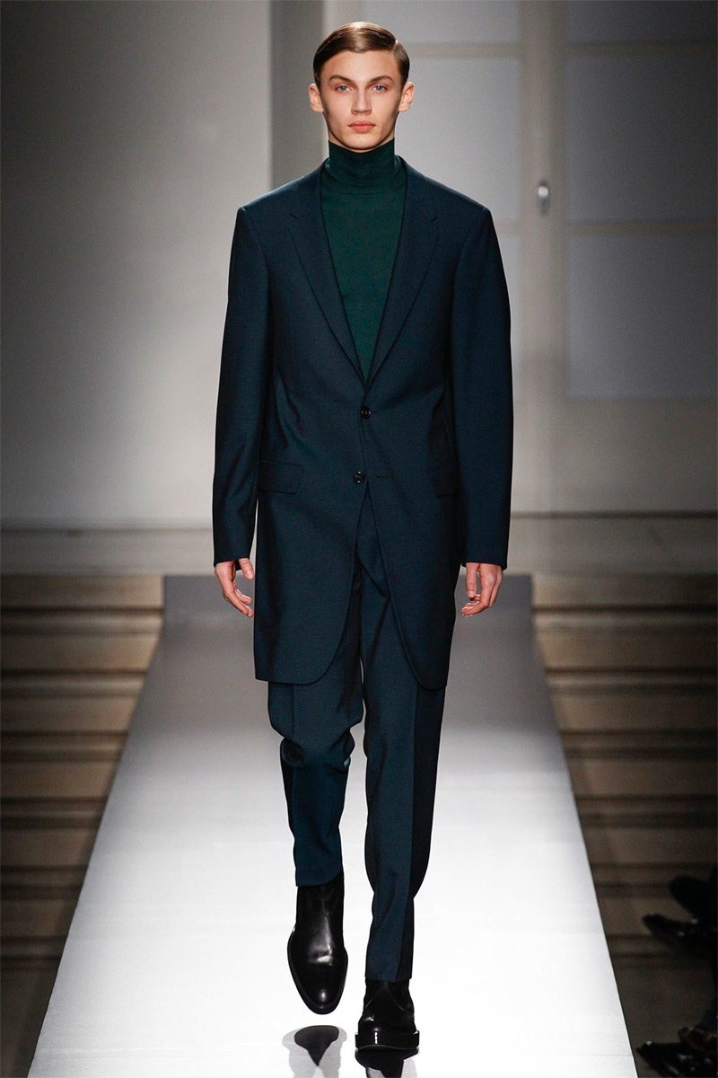Jil Sander Men Fall/Winter 2014 | Milan Fashion Week