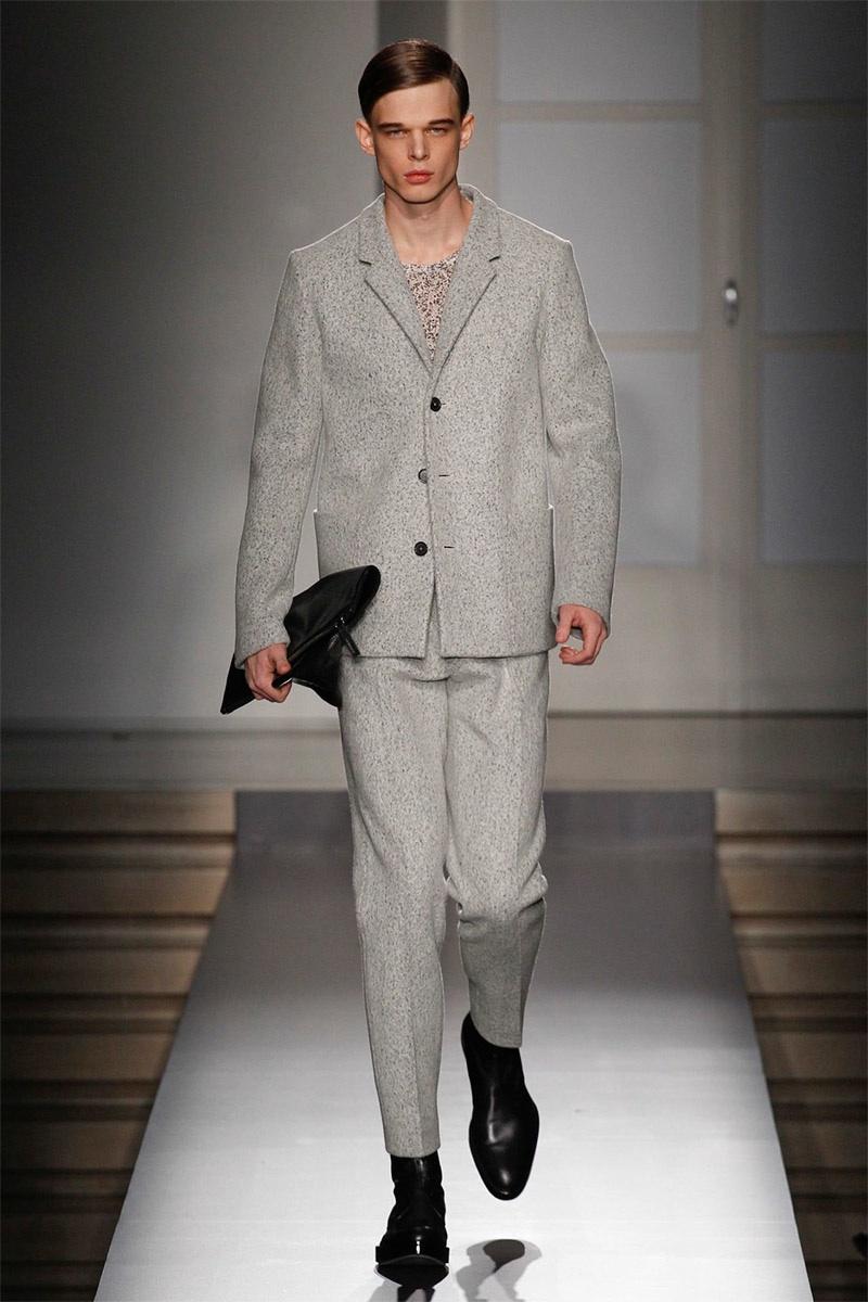 Jil Sander Men Fall/Winter 2014 | Milan Fashion Week
