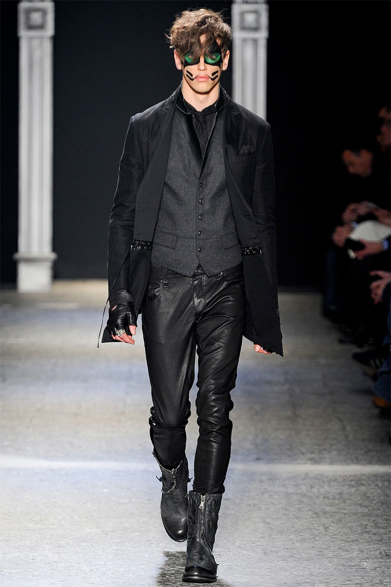 John Varvatos Fall/Winter 2014 | Milan Fashion Week