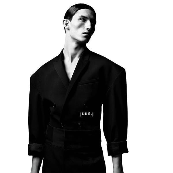 Jester White for Juun.J Spring/Summer 2014 Campaign